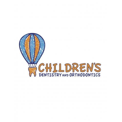 Children's Dentistry and Orthodontics Logo Design