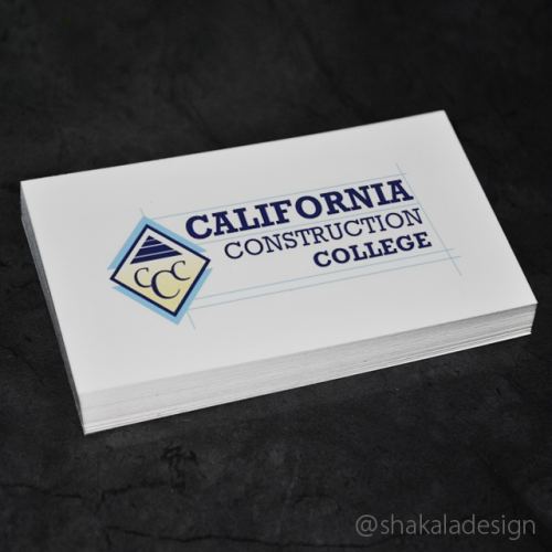 Logo Design - California Construction College