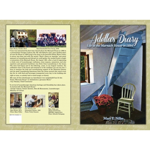 Adella's Diary Book Cover