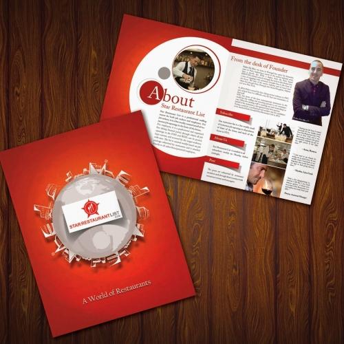 Star Restaurant Brochure