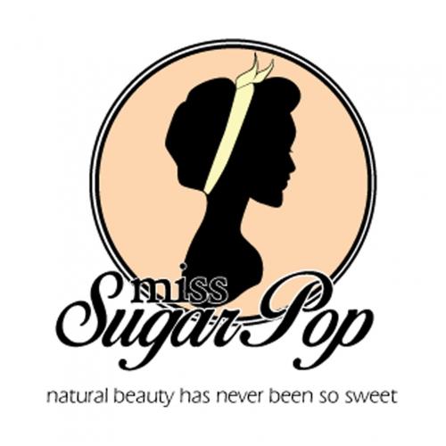 Miss Sugar Pop - logo design