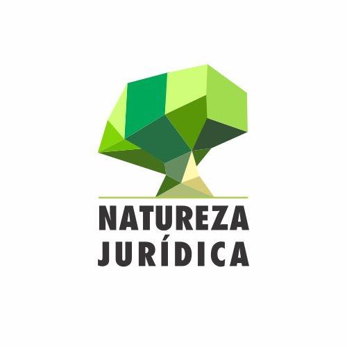 Logo criada para Natureza Jurídica Brasil